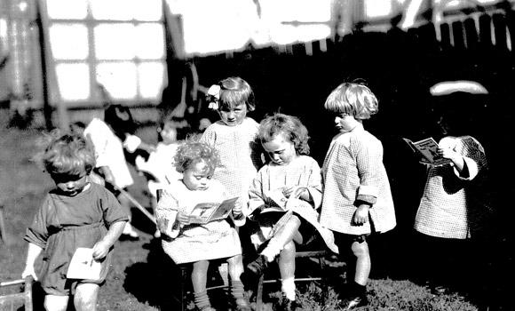 Westport Kindergarten history